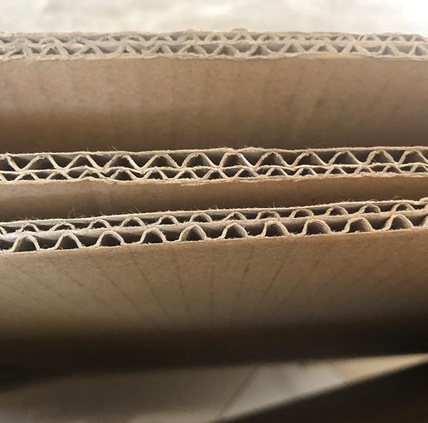 五层瓦楞纸板